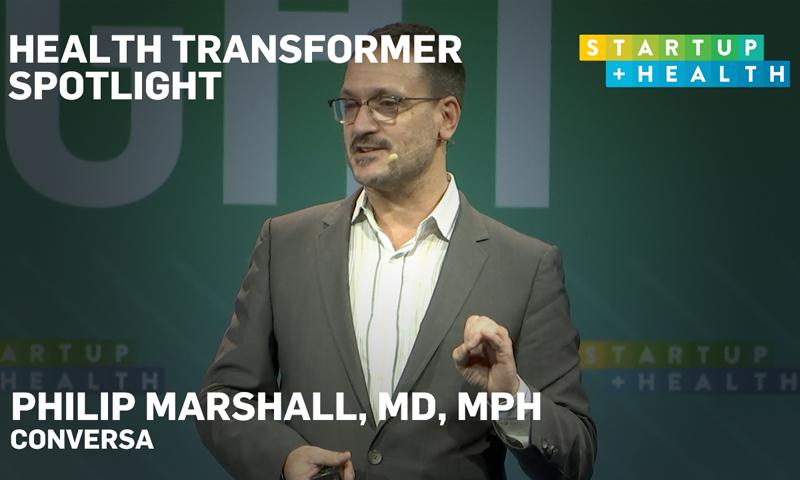 Health Transformer Spotlight: Philip Marshall, MD