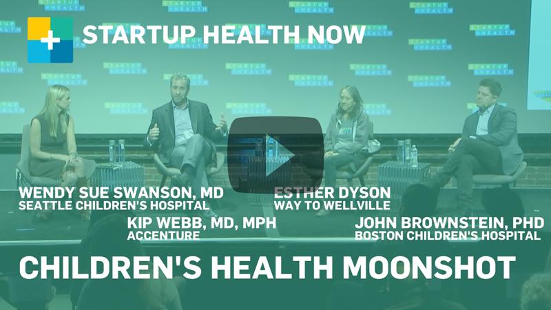 Children's Health Moonshot