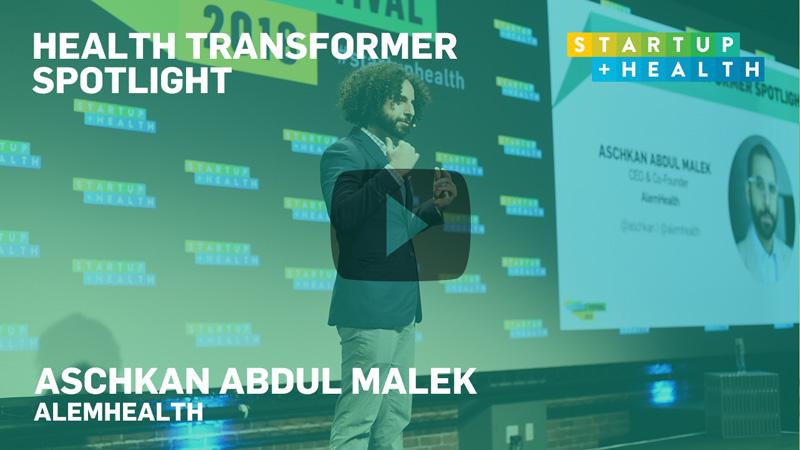 Aschkan-Abdul Malek, AlemHealth