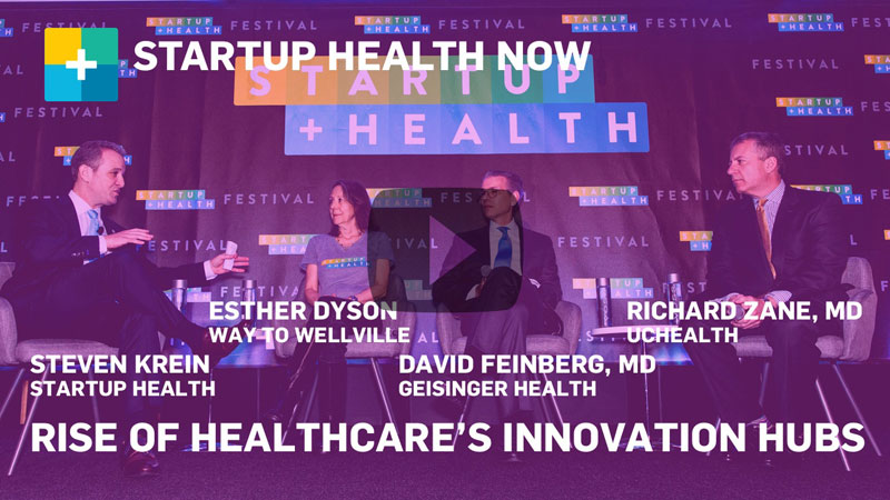 Rise of Healthcare's Innovation Hubs