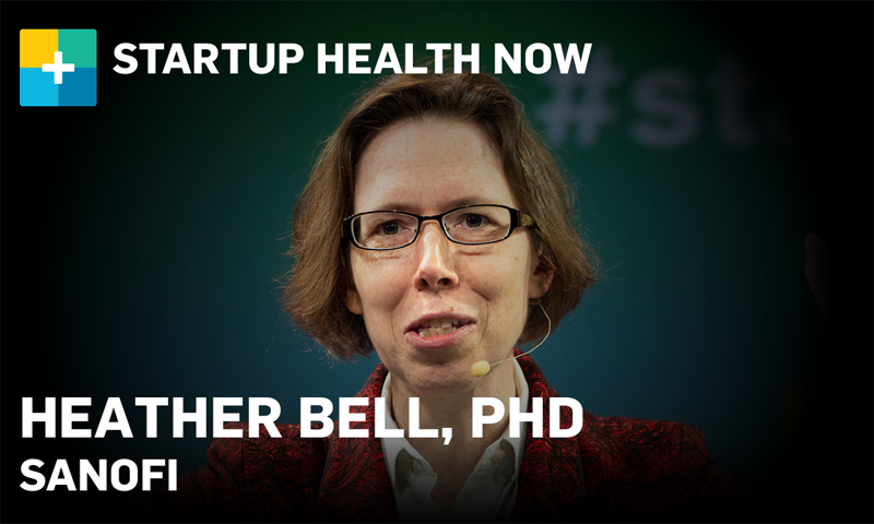 Heather Bell, PhD, on StartUp Health NOW