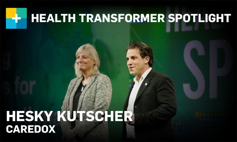Health Transformer Spotlight: Hesky Kutscher, CareDox