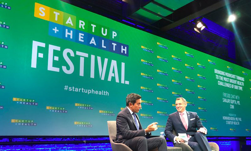 StartUp Health Launches New Health Moonshot to End Opioid Epidemic