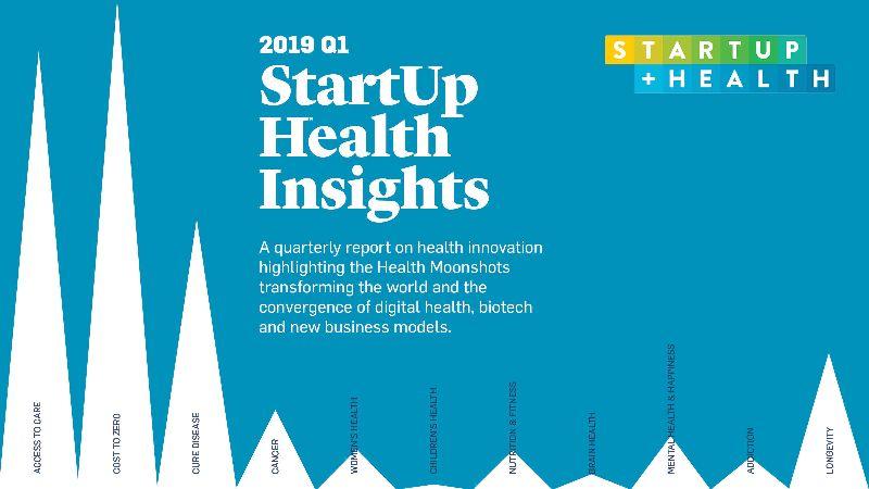 2019 Q1 StartUp Health Insights