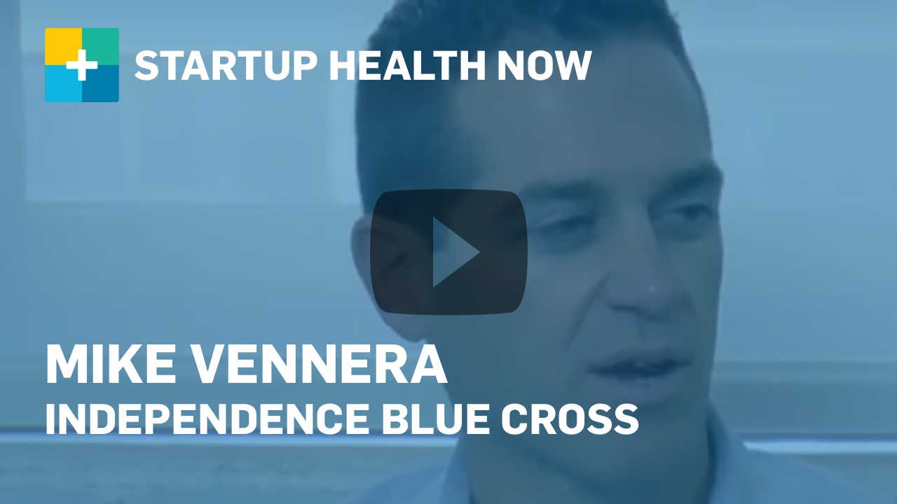 Independence Blue Cross on StartUp Health Now