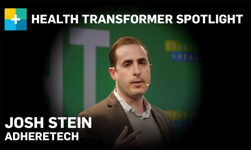 Josh Stein, AdhereTech