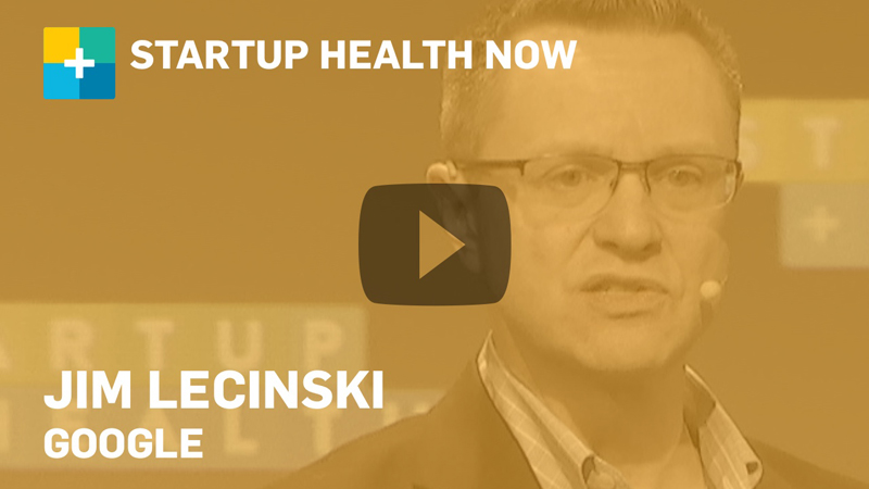 Former Google Exec on StartUp Health NOW