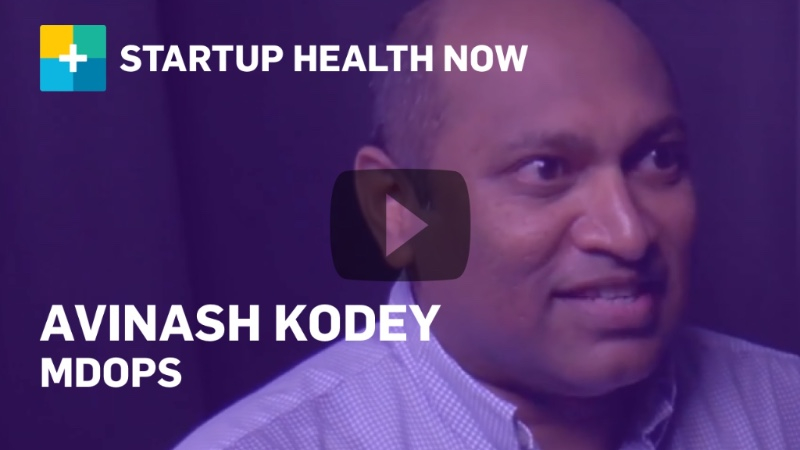 MDOps on StartUp Health Now
