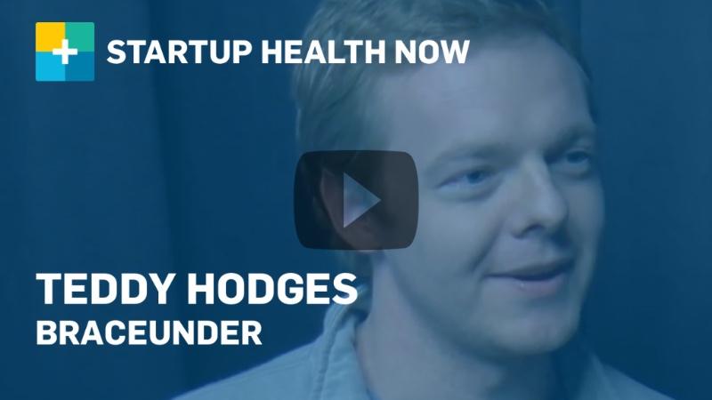 Braceunder on StartUp Health Now