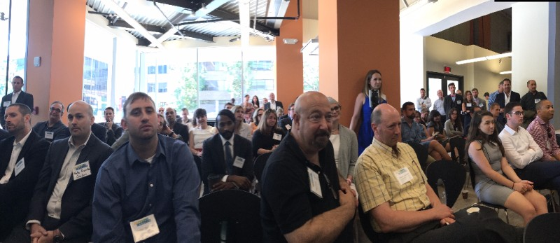 Crowd at StartUp Health LIVE