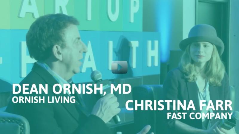 Dr. Dean Ornish & Christina Farr