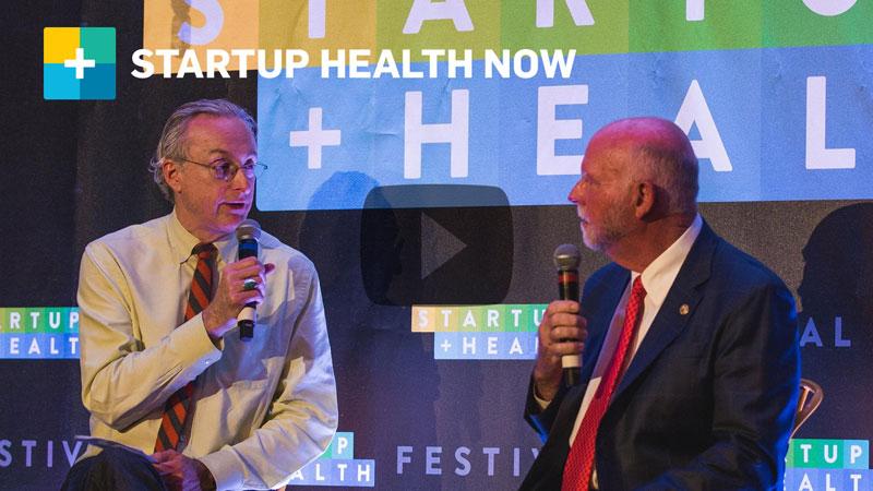 Dr. Craig Venter on StartUp Health NOW
