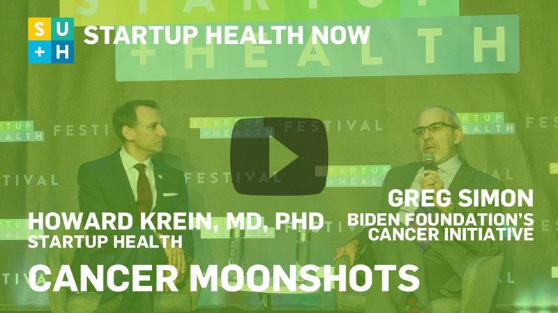 Fireside Chat: Cancer Moonshots