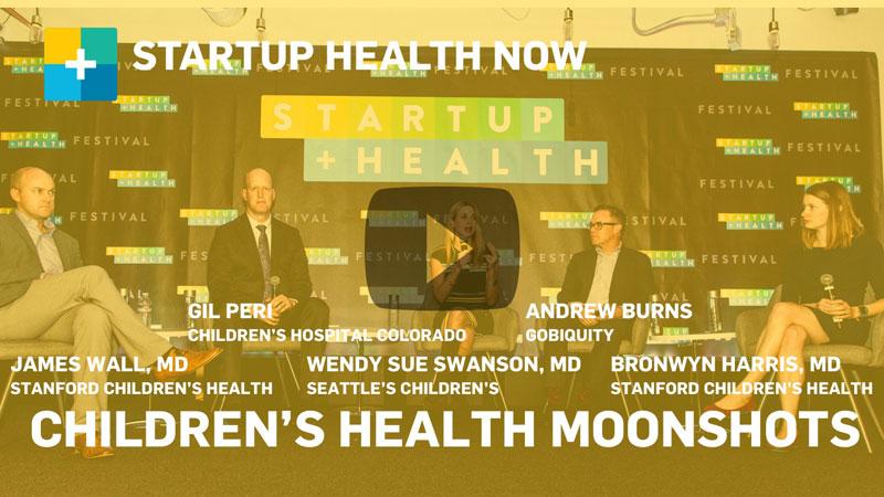 Children's Health Moonshots