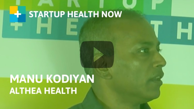 Manu Kodiyan, Co-Founder & CEO of Althea Health
