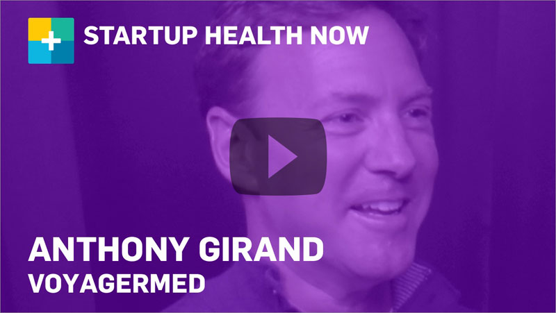 VoyagerMed on StartUp Health NOW