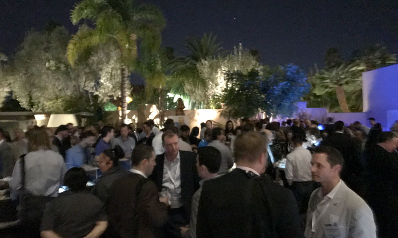 StartUp Health Party