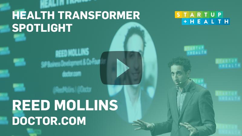 Reed Mollins, Doctor.com