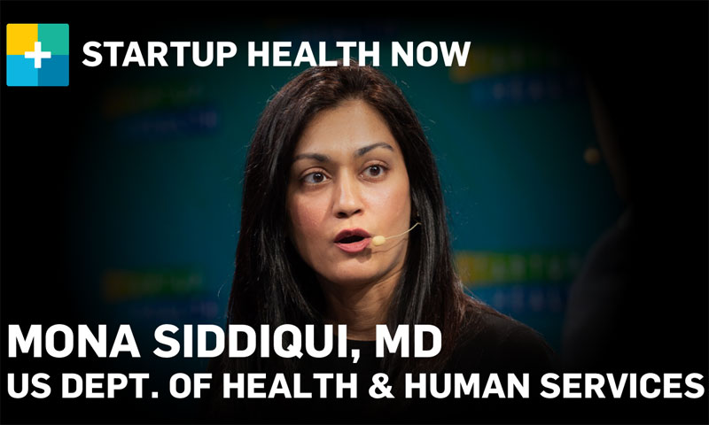 Dr. Mona Siddiqui, Chief Data Officer, US HHS