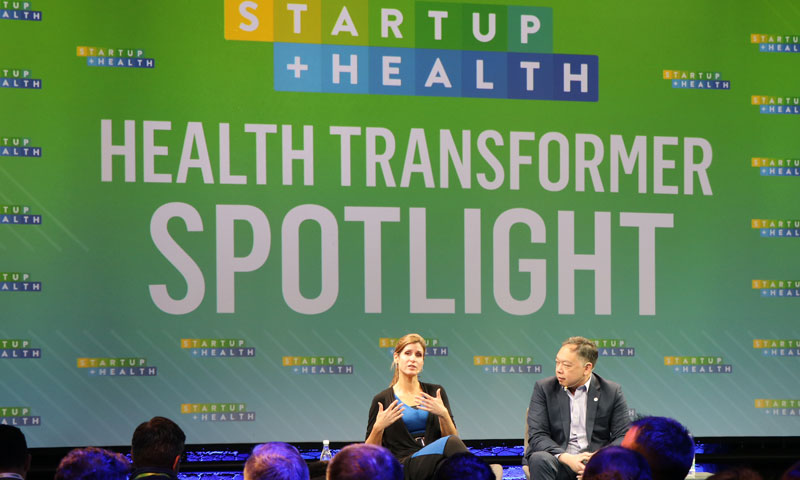 100+ Health Transformers Take the Stage