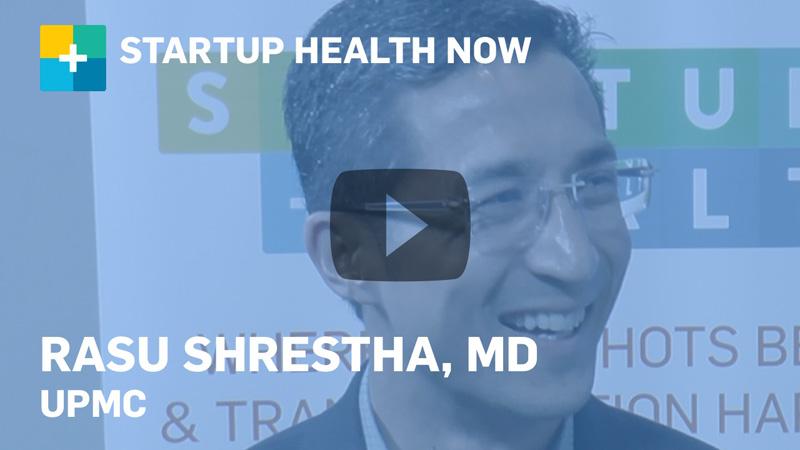 Rasu Shrestha, MD, UPMC