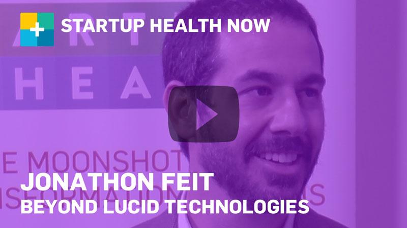 Jonathon Feit on StartUp Health NOW
