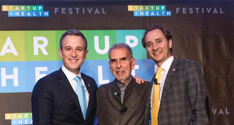 Steven Krein, Jerry Levin, Unity Stoakes