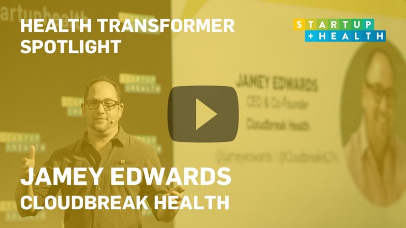 Jamey Edwards, Cloudbreak Health