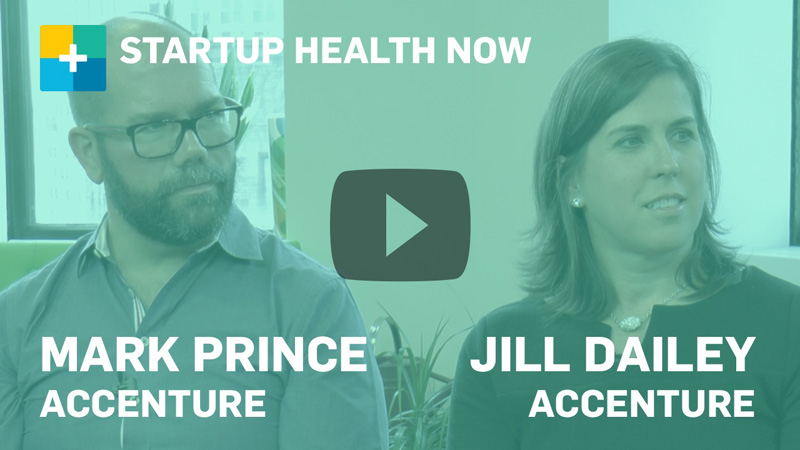 Accenture on StartUp Health NOW
