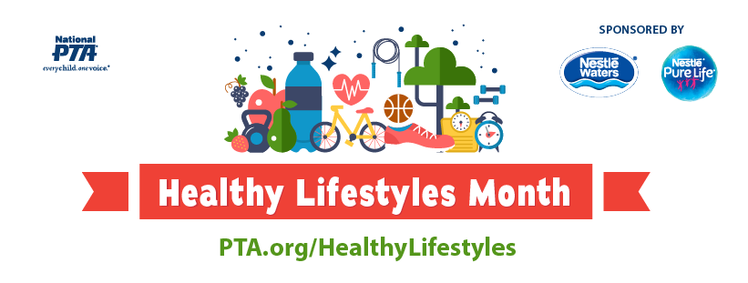 Healthy Lifestyles Month