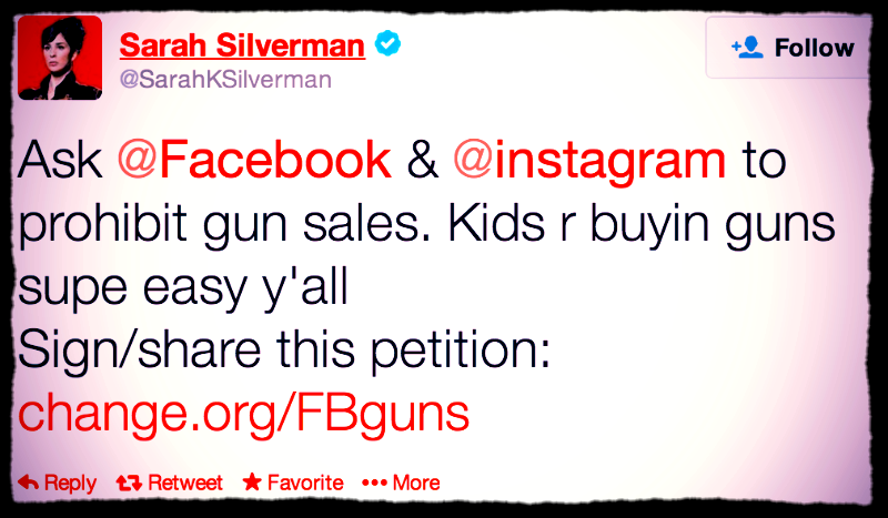 Tell Facebook to Stay Fair to Gun Owners!
