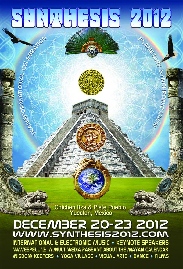 Synthesis 2012 Chichen Itza