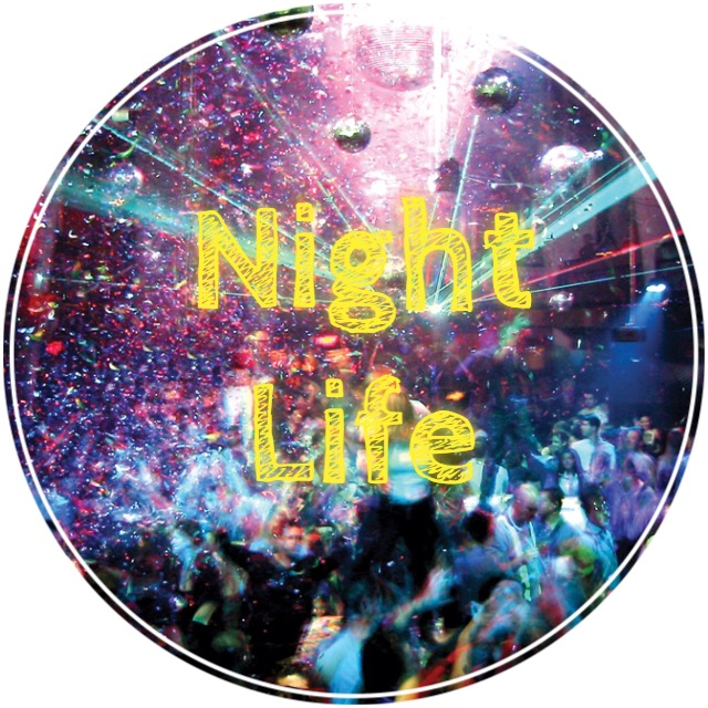 Nightlife information for your holiday Home