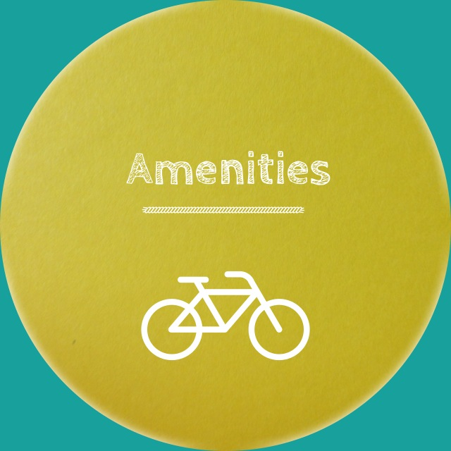 Amenities - What's on offer?