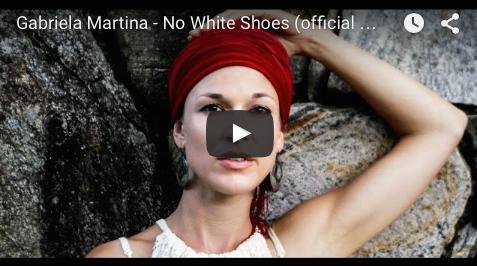 Gabriela Martina  -  No White Shoes (official music video)