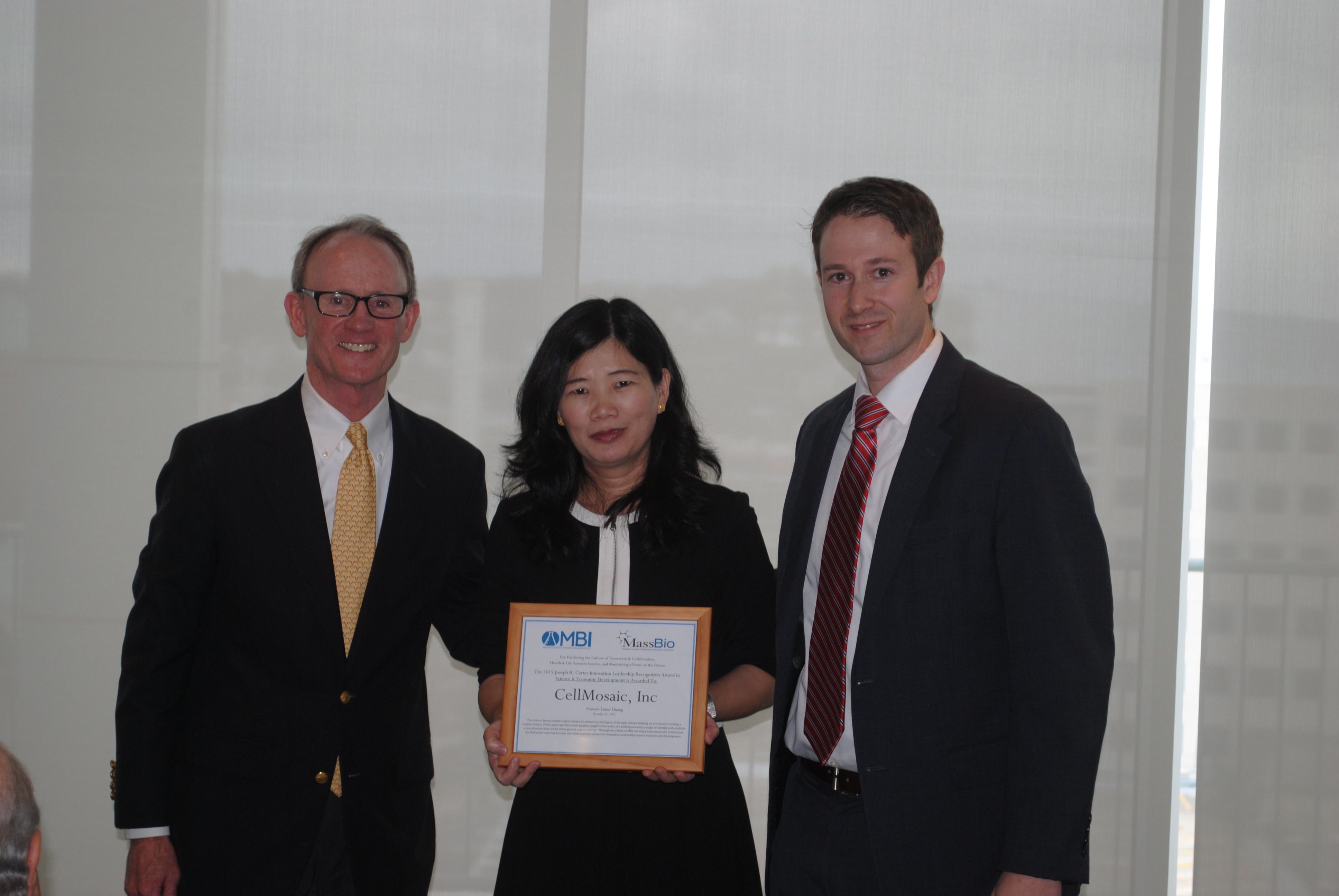 CellMosaic Award