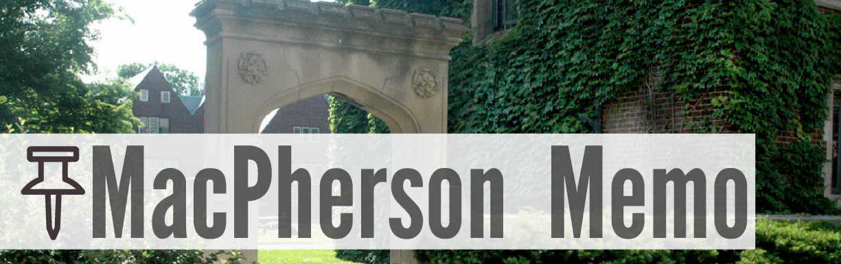 Image of McMaster Campus Arch