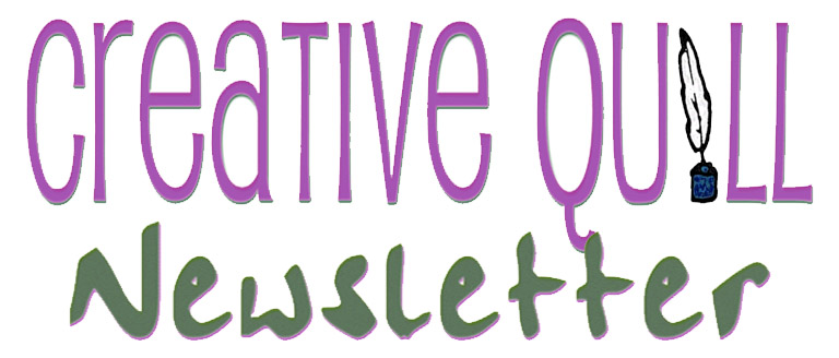 Creative Quill Newsletter