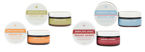Green Foot Mama Holistic, Multi-use Balms