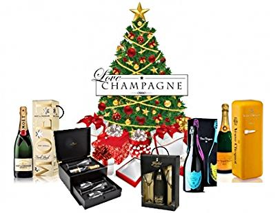 I'm Dreaming of a Champagne Christmas