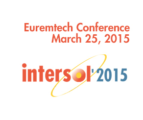 Euremtech at Intersol 20015