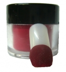 Colour Acrylic Powder Red Red