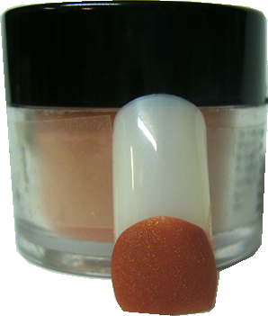 Colour Acrylic Powder Tangerine