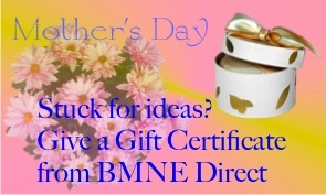 Give a Gift Certificate for Mother's Day