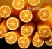 Polumer nail Art Canes - oranges
