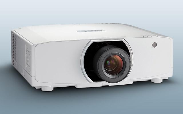 5 nuovi modelli di videoproiettori da NEC. Ecco la nuova serie PA