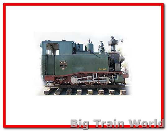 LGB 20980 - Dampflok sächsische IK - Bouwvak aanbieding