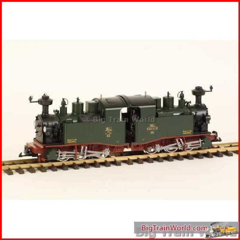 LGB 20990 - Dampflok sächsische IIK - Bouwvak aanbieding