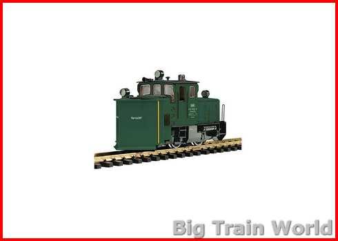 LGB 26604 - Diesellok mit Schneepflug - Bouwvak aanbieding