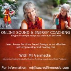 Online Sound Energy Coaching with MJ